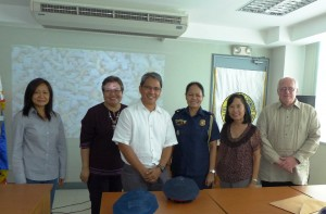 ICP board with Ed Paski