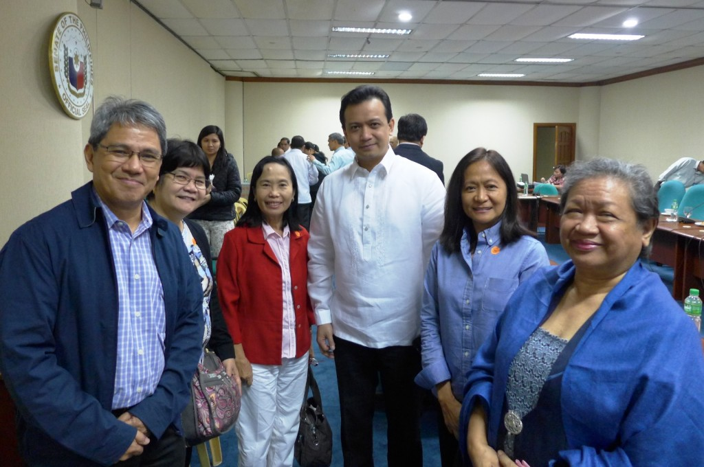 ICP with Sen Trillanes