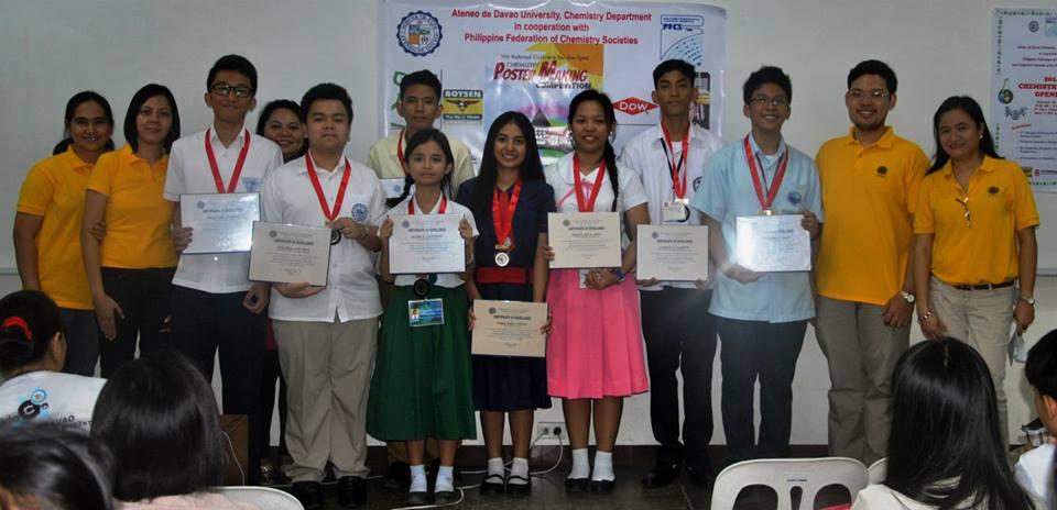 Chem Award 2014 winners